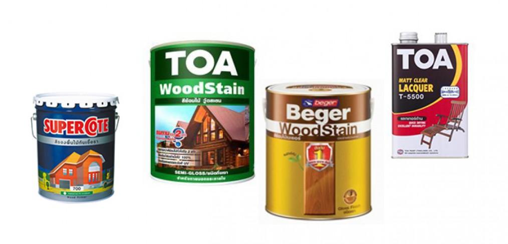 ผลิตภัณฑ์งานไม้ปาร์เก้และไม้แปรรูป
